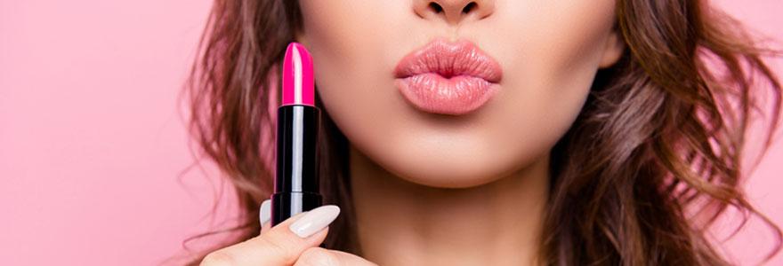 Acheter du rouge à lèvres aux meilleurs prix en ligne